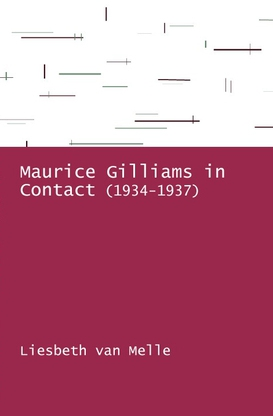 Maurice Gilliams in Contact (1934-1937)